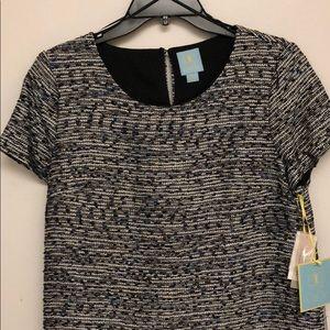 Cynthia Steffe Dresses - NWT Cece by Cynthia Steffe tweed dress